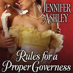 Rules for a Proper Governess audiobook by Jennifer Ashley & Allyson James