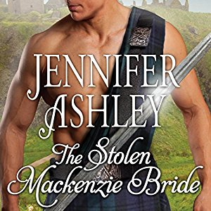 The Stolen Mackenzie Bride audiobook by Jennifer Ashley & Allyson James