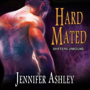Hard Mated audiobook by Jennifer Ashley & Allyson James