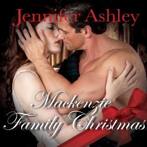 A Mackenzie Family Christmas audiobook by Jennifer Ashley & Allyson James