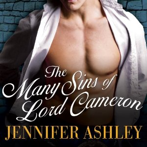 The Many Sins of Lord Cameron audiobook by Jennifer Ashley & Allyson James