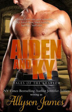 Aiden and Ky by Allyson James