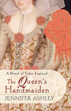 The Queen's Handmaiden by Jennifer Ashley
