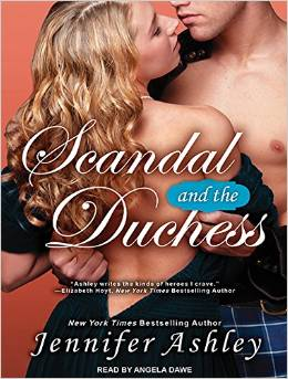 Scandal and the Duchess audiobook by Jennifer Ashley & Allyson James