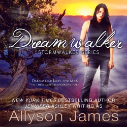 Dreamwalker audiobook by Jennifer Ashley & Allyson James