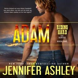 Adam audiobook by Jennifer Ashley & Allyson James