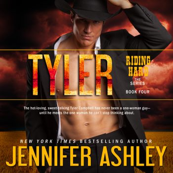 Tyler audiobook by Jennifer Ashley & Allyson James