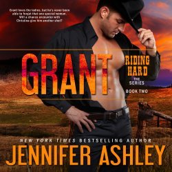 Grant audiobook by Jennifer Ashley & Allyson James
