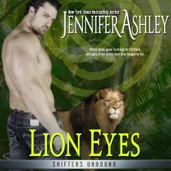 Lion Eyes audiobook by Jennifer Ashley & Allyson James