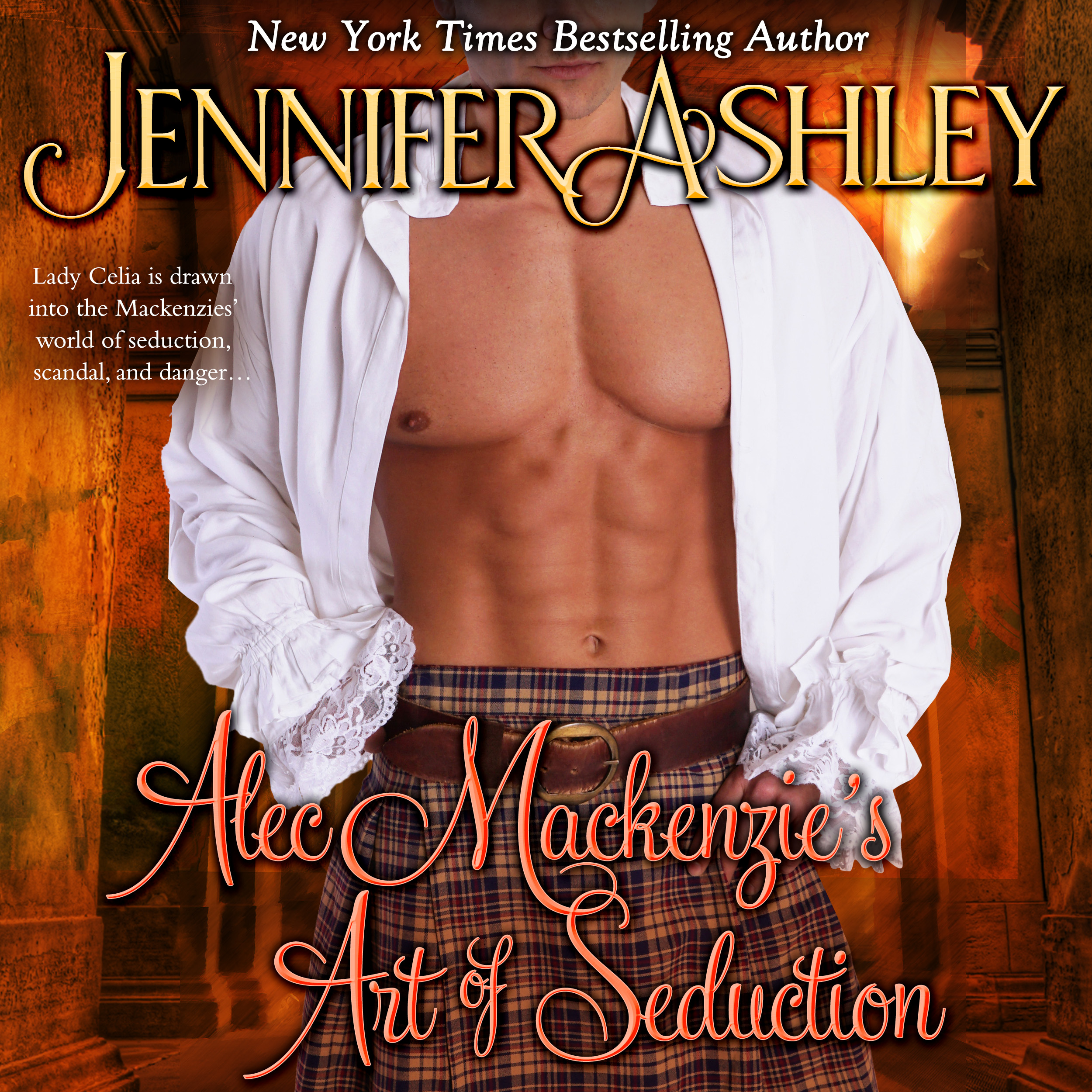 Alec Mackenzie's Art of Seduction audiobook by Jennifer Ashley & Allyson James