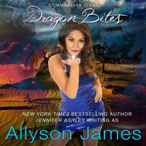 Dragon Bites audiobook by Jennifer Ashley & Allyson James