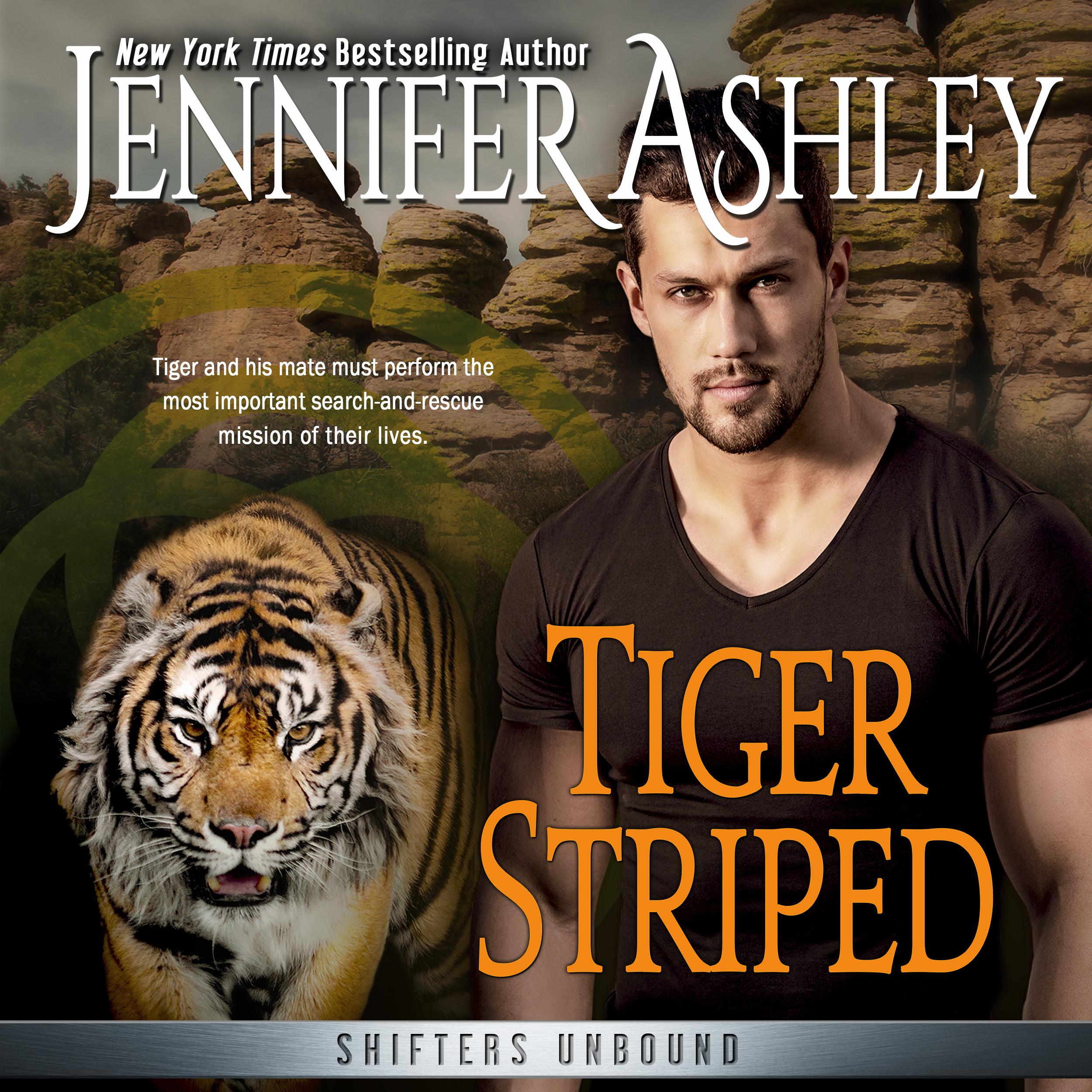 Tiger Striped audiobook by Jennifer Ashley & Allyson James