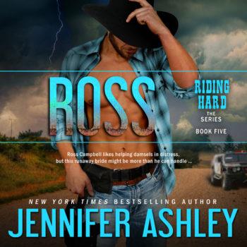 Ross audiobook by Jennifer Ashley & Allyson James