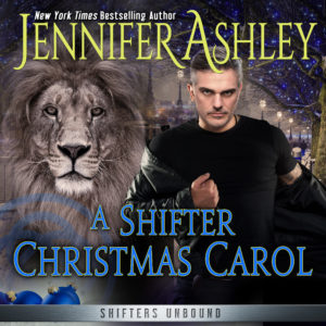 A Shifter Christmas Carol audiobook by Jennifer Ashley & Allyson James